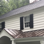 Metal Porch Roofing