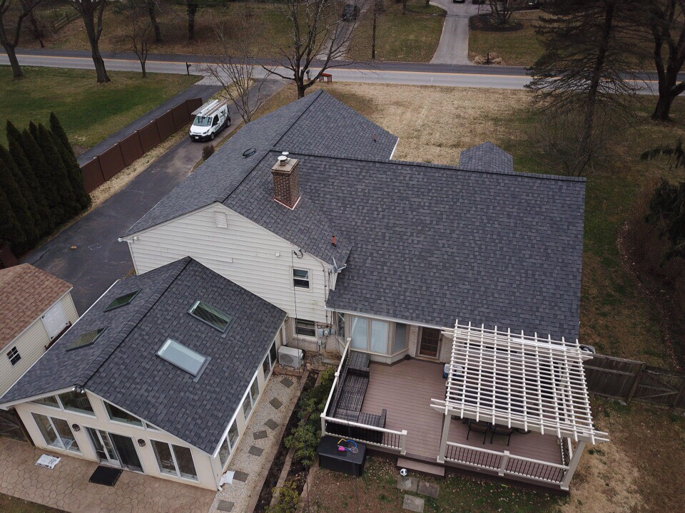 Wayne, PA Roof - After Pic